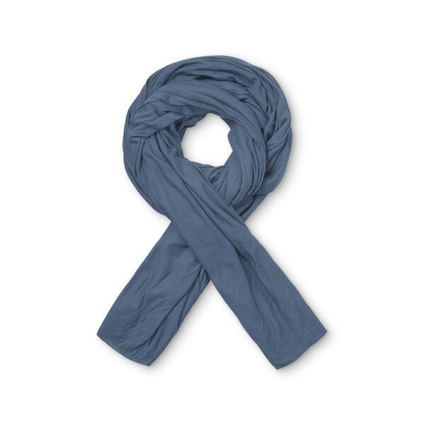 AMEGA SCARF, VINTAGE BLUE, hi-res