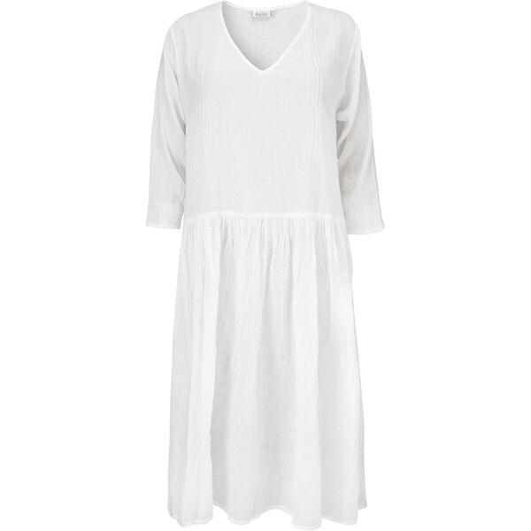 NEOMA DRESS, WHITE, hi-res