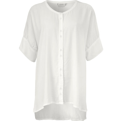 IESHA BLOUSE, CREAM, hi-res
