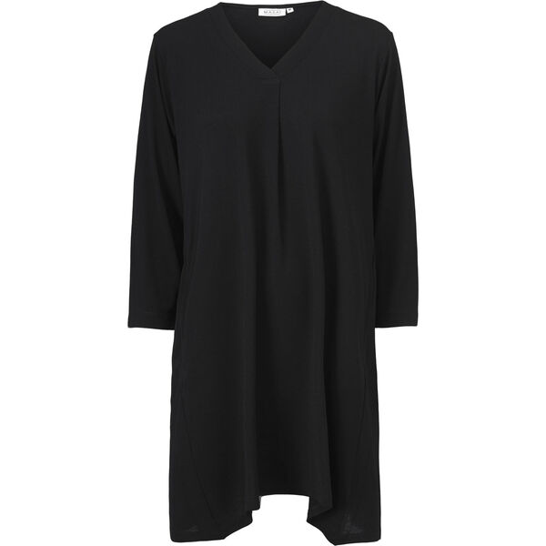 GRIZELLE TUNIC, BLACK, hi-res