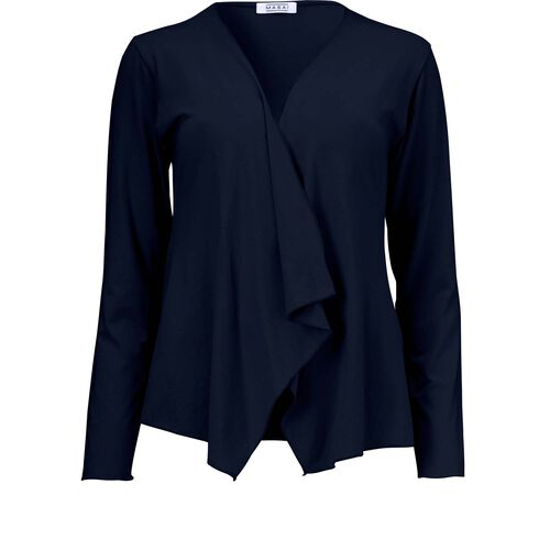 ITALLY CARDIGAN, NAVY, hi-res