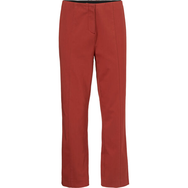PETULI TROUSERS, RED OCHRE, hi-res