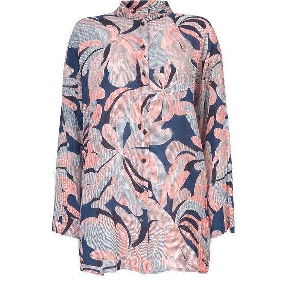 Ideqa blouse, POPPY, hi-res