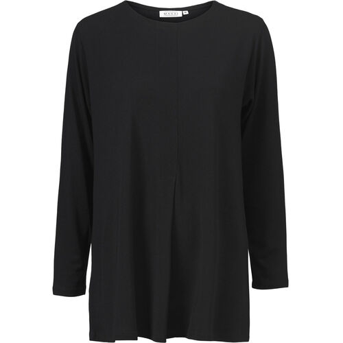 BALUSSI TOP, BLACK, hi-res