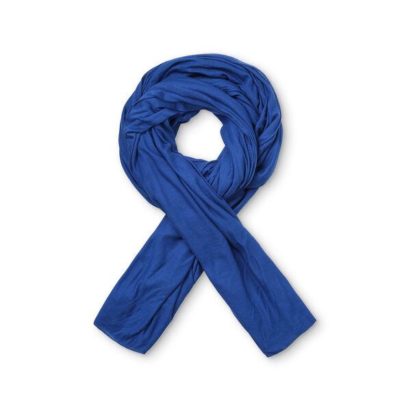 AMEGA SCARF, ROYAL BLUE, hi-res