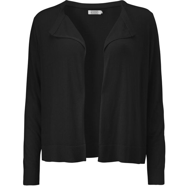 LALITAE CARDIGAN, BLACK, hi-res