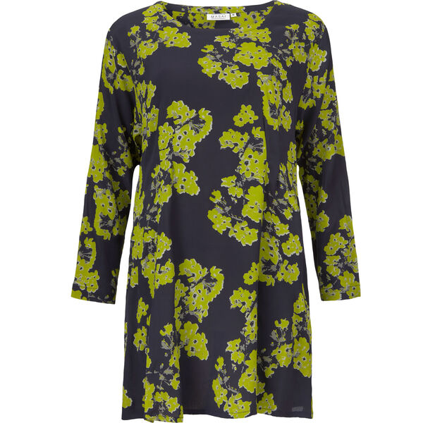 GAMILA TUNIC, LIME, hi-res