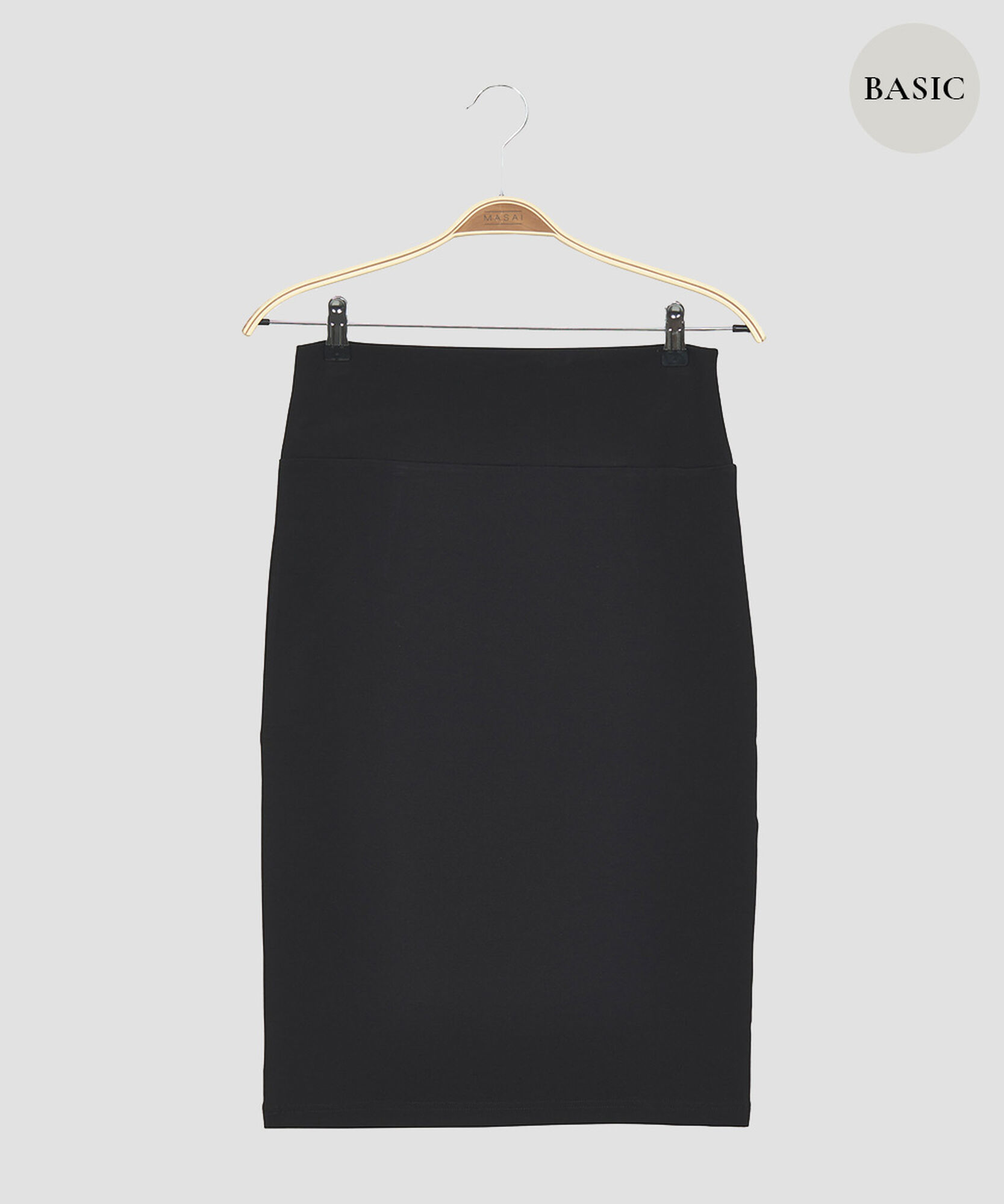 SUE SKIRT, Black, hi-res