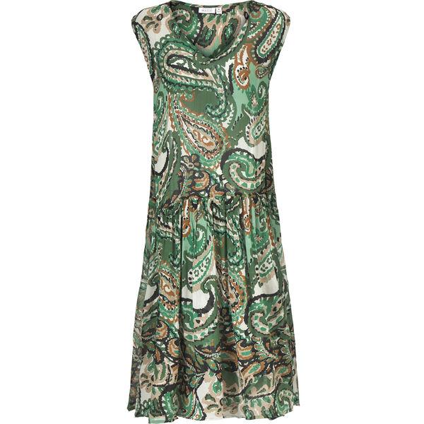 NEMAS DRESS, Stone Green, hi-res