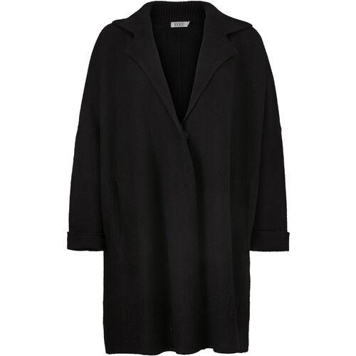 LORAINE CARDIGAN, BLACK, hi-res