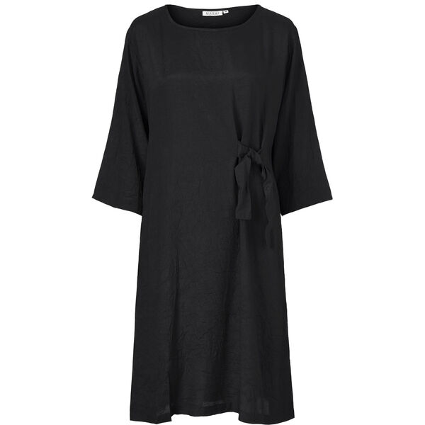NONIE DRESS, BLACK, hi-res