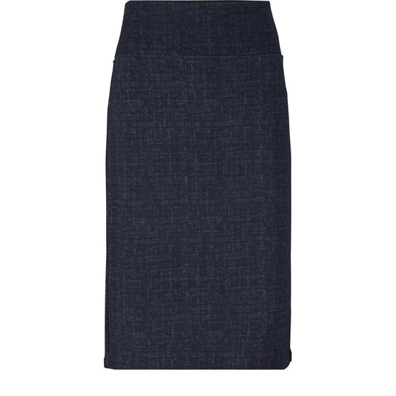 SUE SKIRT, NAVY, hi-res