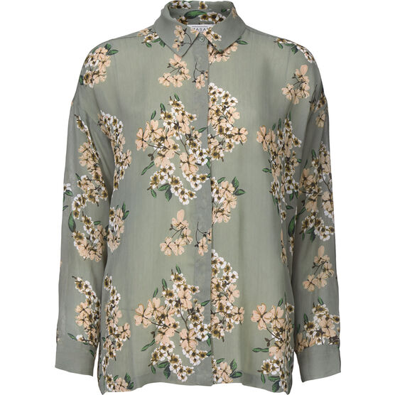IBILY BLOUSE, SEA SPR ORG, hi-res