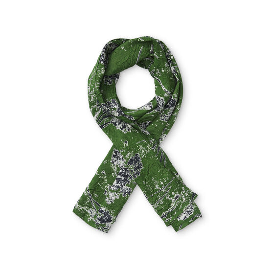 ALONG SCARF, Garden Green, hi-res