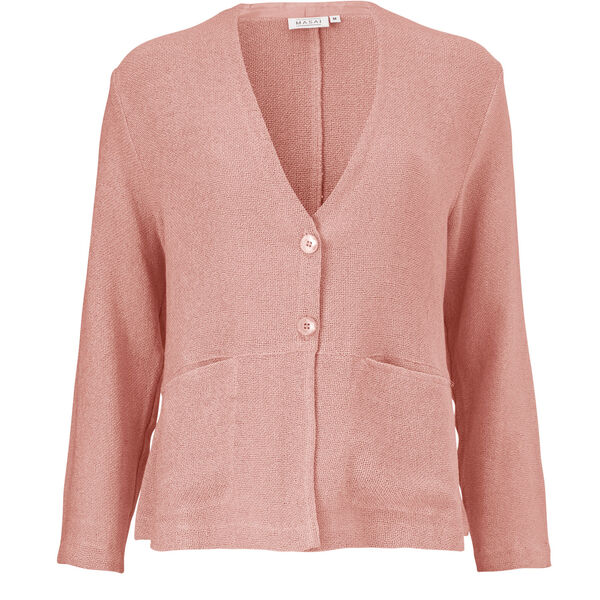 JACA JACKET, ROSE TAN, hi-res