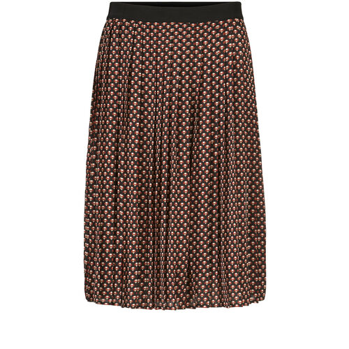 SOMMER SKIRT, RED OCHRE, hi-res