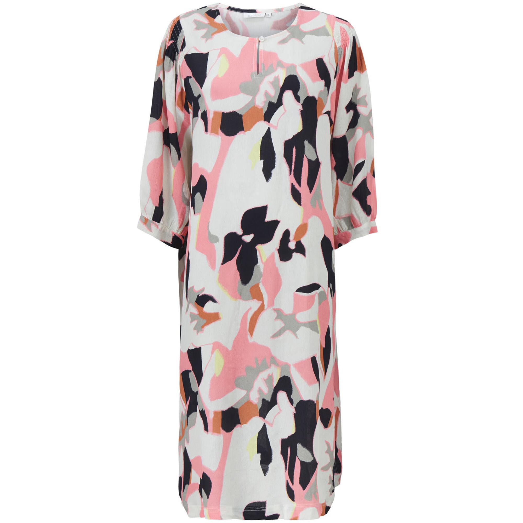 NIANA DRESS, Peach Blossom, hi-res