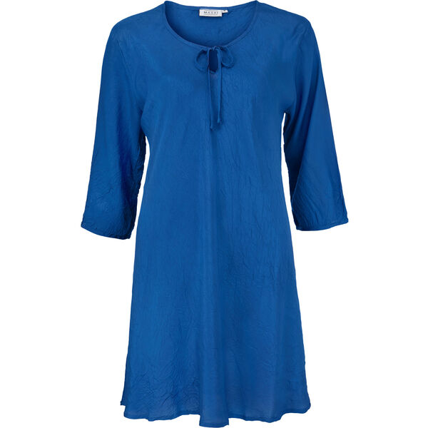 GAYLI TUNIC, GREEK BLUE, hi-res