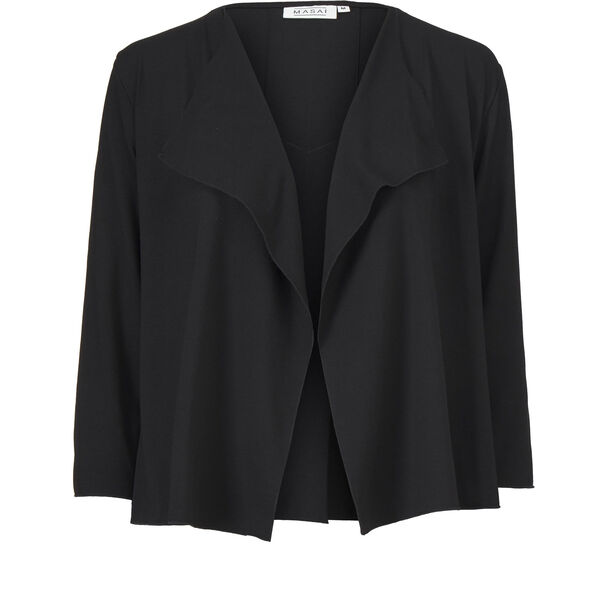 ILANI CARDIGAN, BLACK, hi-res