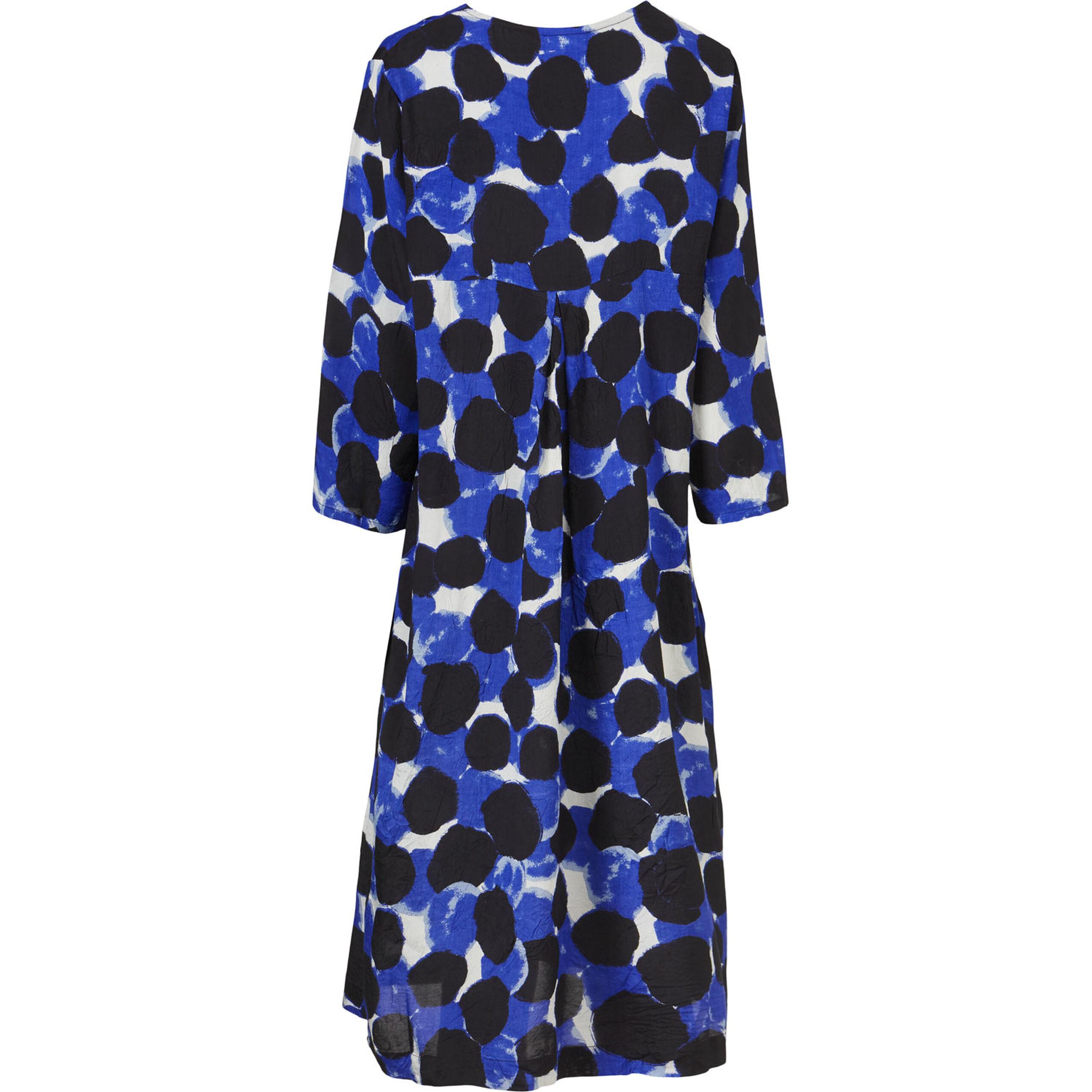 NODETTA DRESS, Clematis Blue, hi-res