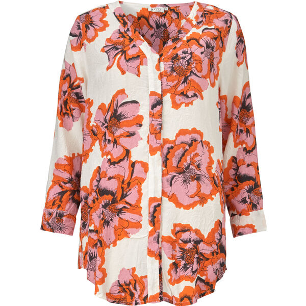 IBIA BLOUSE, ROSE TAN, hi-res