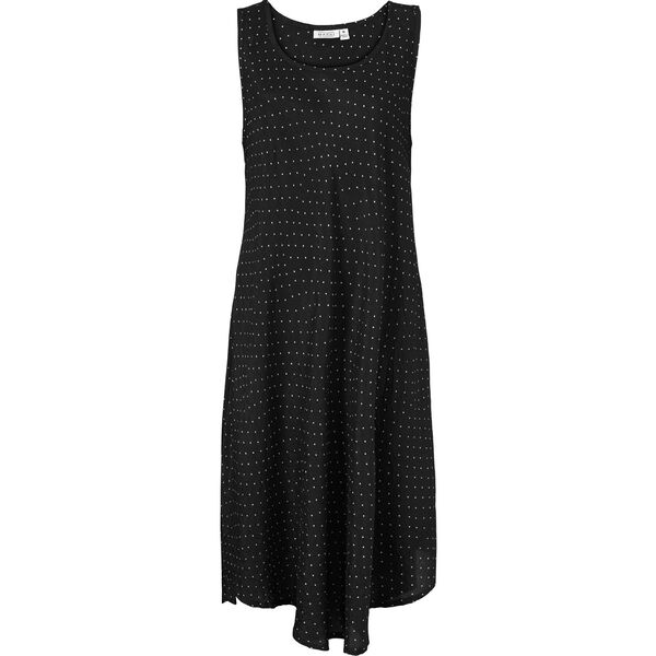 OCULLA DRESS, BLACK, hi-res