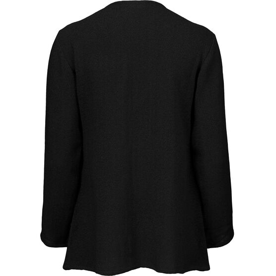 JACINDA JACKET, BLACK, hi-res