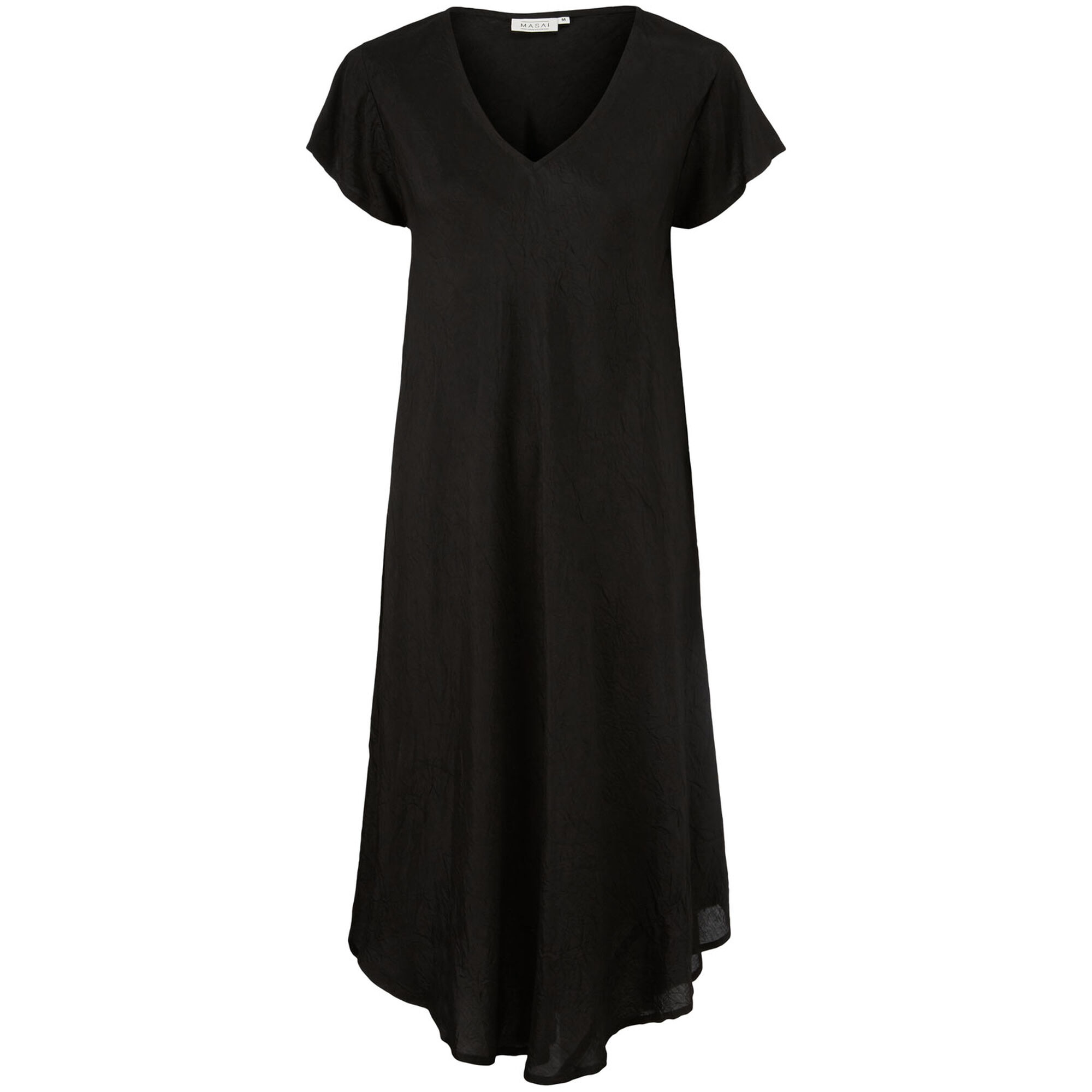 NEBILI DRESS, Black, hi-res