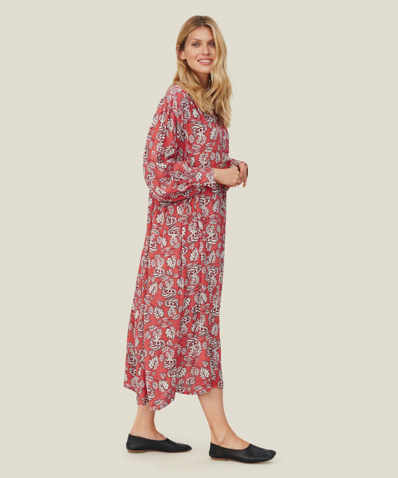 NIA DRESS, Rose Sharon, hi-res