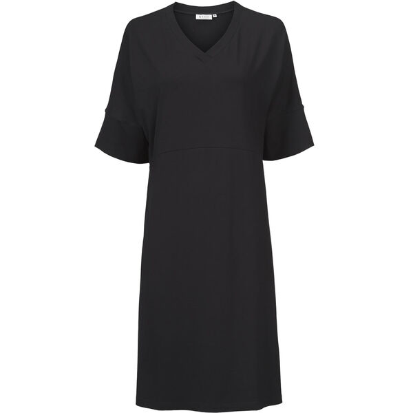 NABY DRESS, Black, hi-res