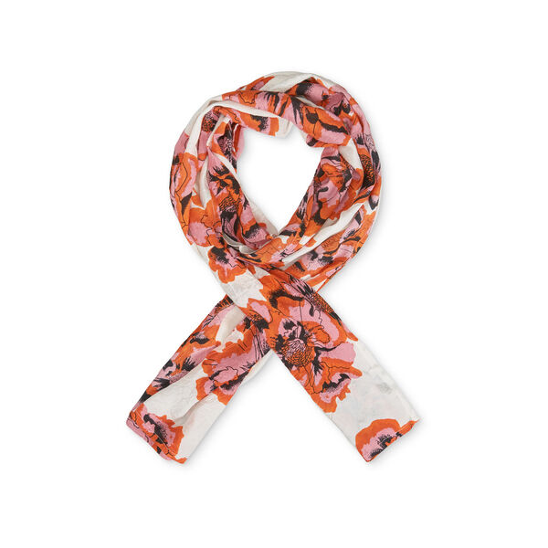 ALONG SCARF, ROSE TAN, hi-res
