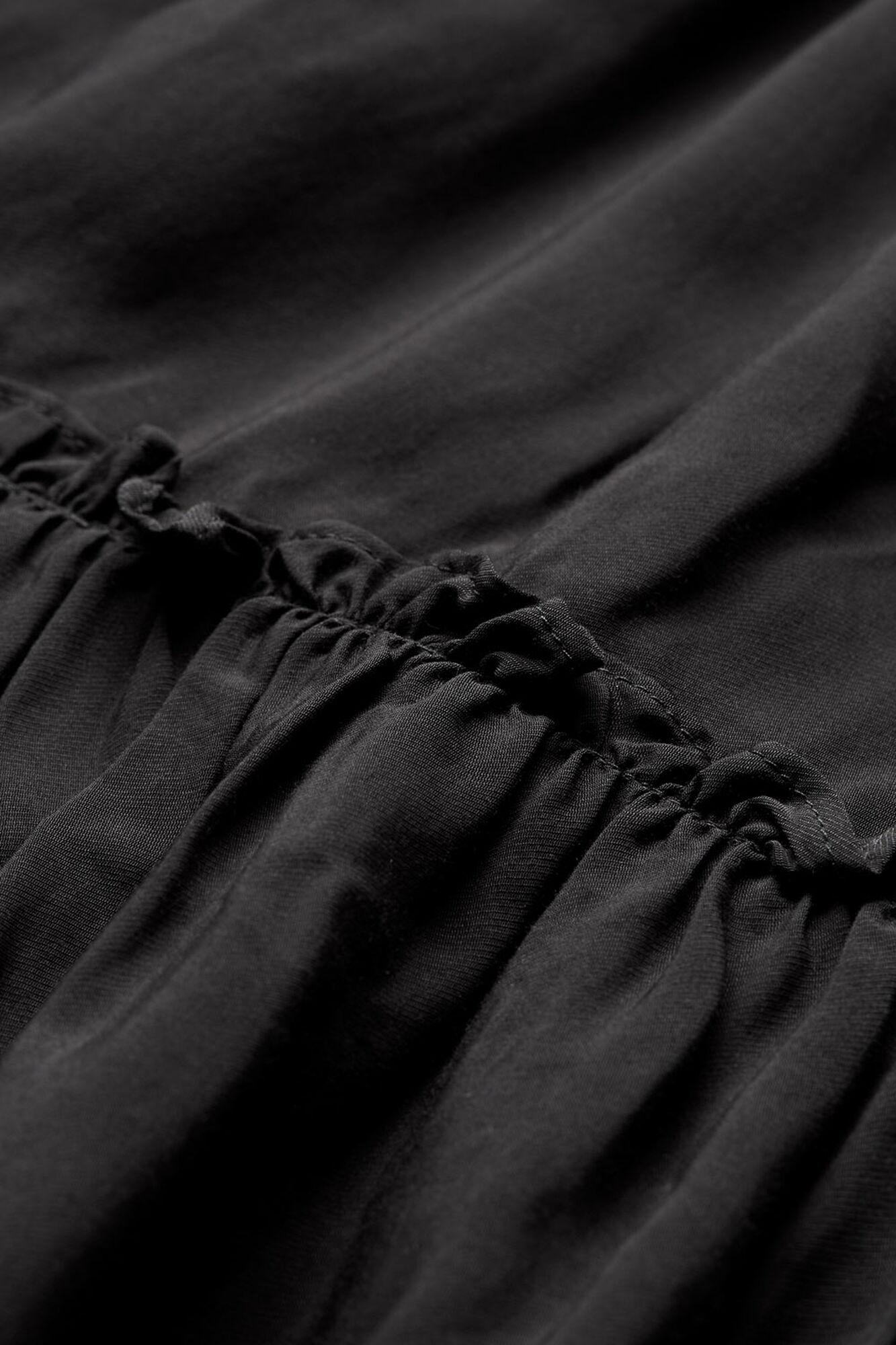 NUKINI DRESS, Black, hi-res