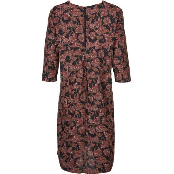 NORINA DRESS, ROUGE ORG, hi-res