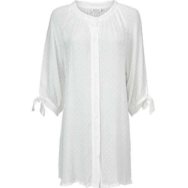 IMEKE BLOUSE, CREAM, hi-res