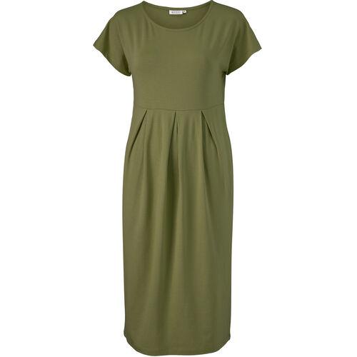 OLNIA DRESS, Burnt Olive, hi-res
