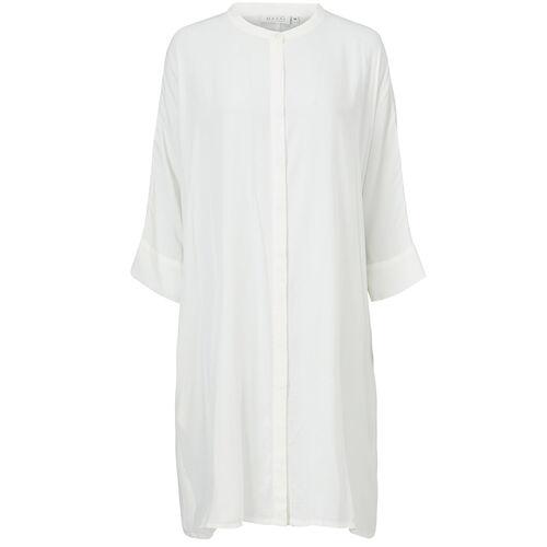 IOSETTA SHIRT DRESS, Cream, hi-res