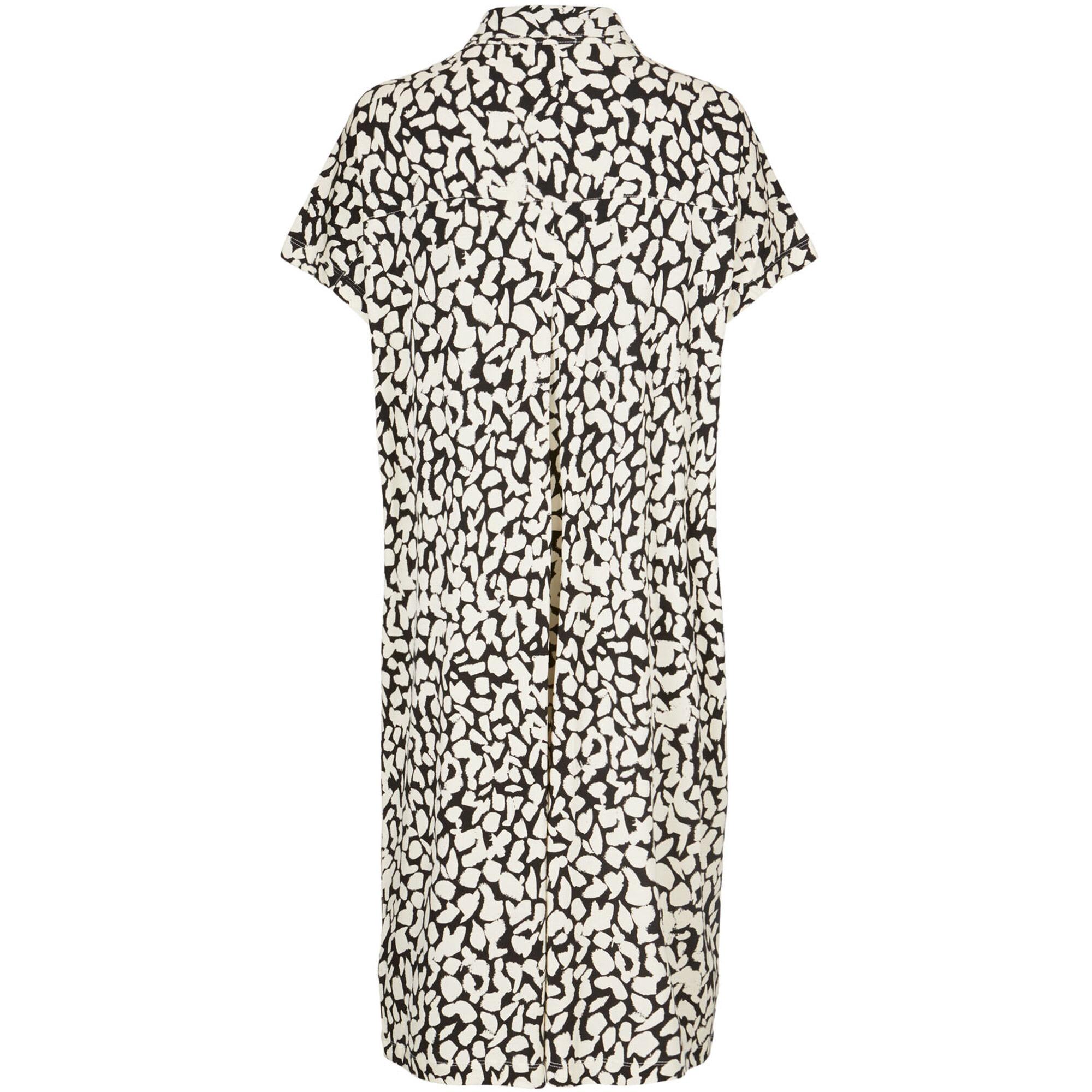 ODELLI SHIRT DRESS, Whitecap, hi-res