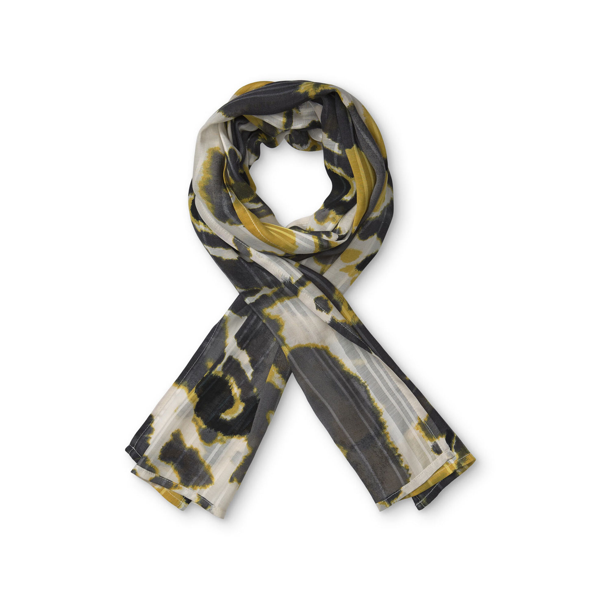 ALONG SCARF, Oil Yellow, hi-res
