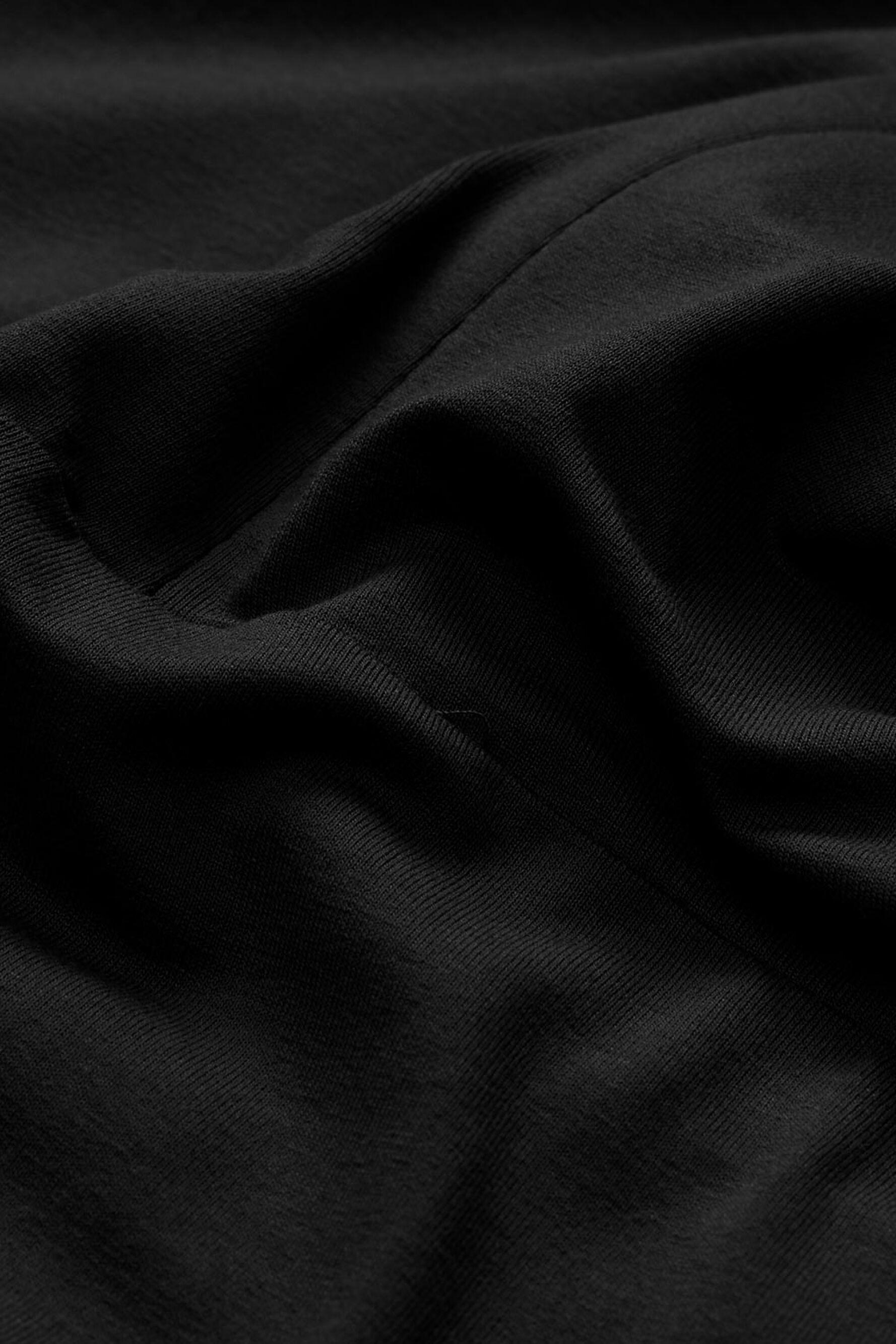 NABSA DRESS, Black, hi-res