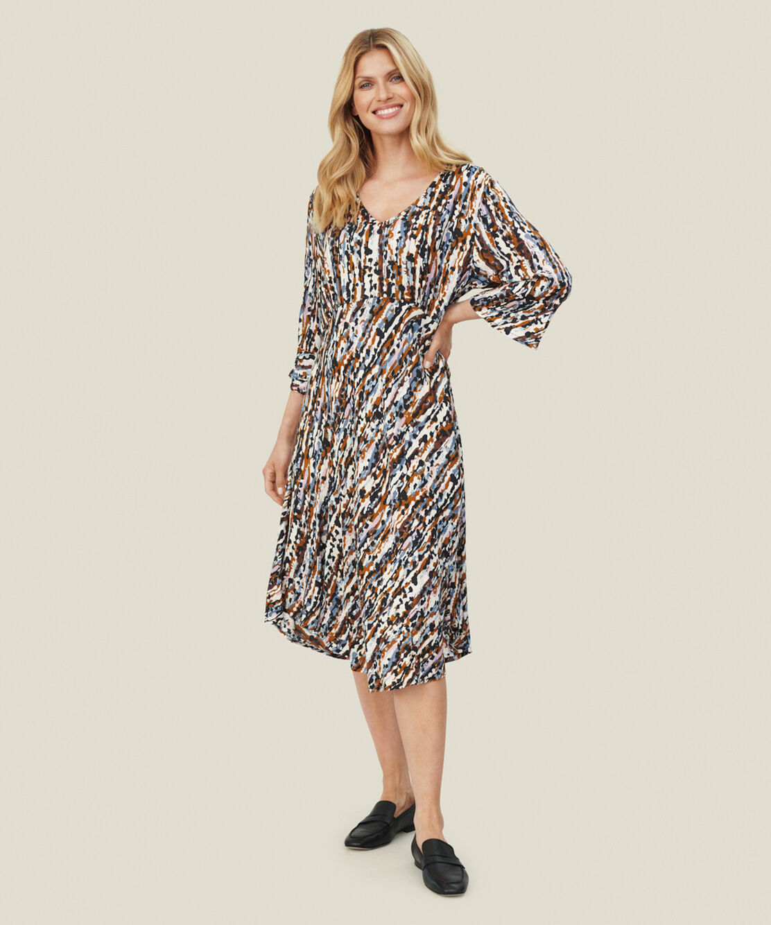 NITA DRESS, Vintage, hi-res