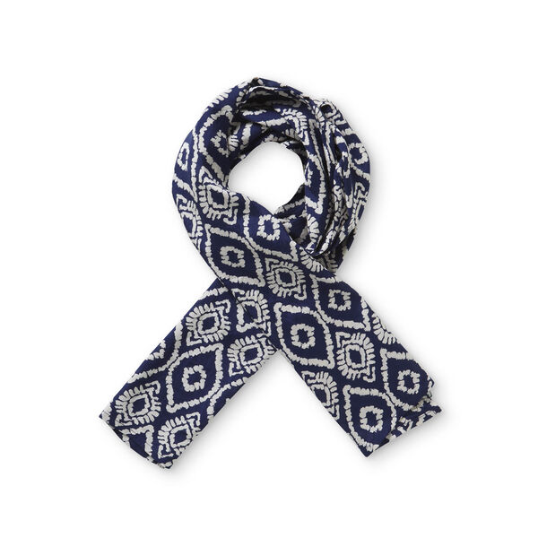 ALONG SCARF, Medieval blue, hi-res