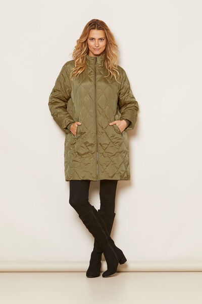 TONYA COAT, LIZARD, hi-res